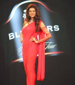 Sushmita Sen Ramp Walk at The Blend..