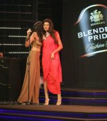 Sushmita Sen Ramp Walk at The Blenders Pride Fashion Tour 2014