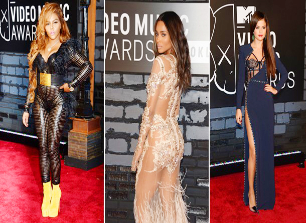 Celebs who wowed at the VMA red carpet